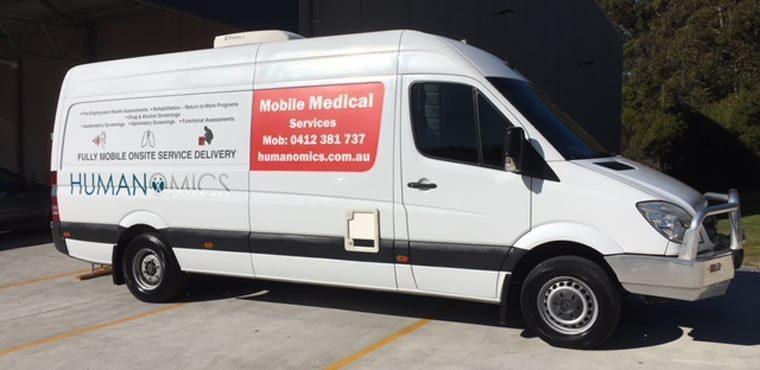 Mobile Van Services
